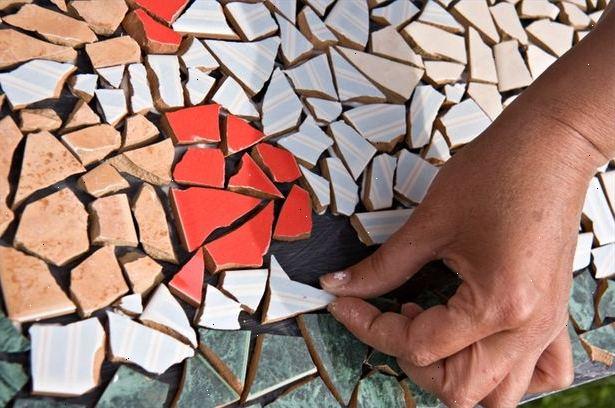 Hvordan lage mosaikk