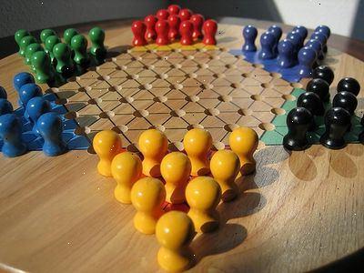 hvordan spille kinasjakk