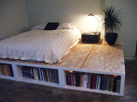 Hvordan bygge seng